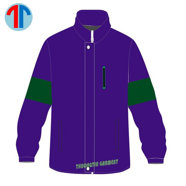 may áo gió mẫu T15