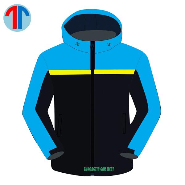 may áo gió mẫu T20