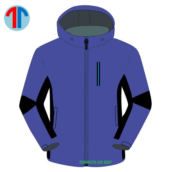 may áo gió mẫu T21
