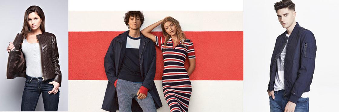 TOP thương hiệu thời trang nỗi tiếng tại Mỹ
