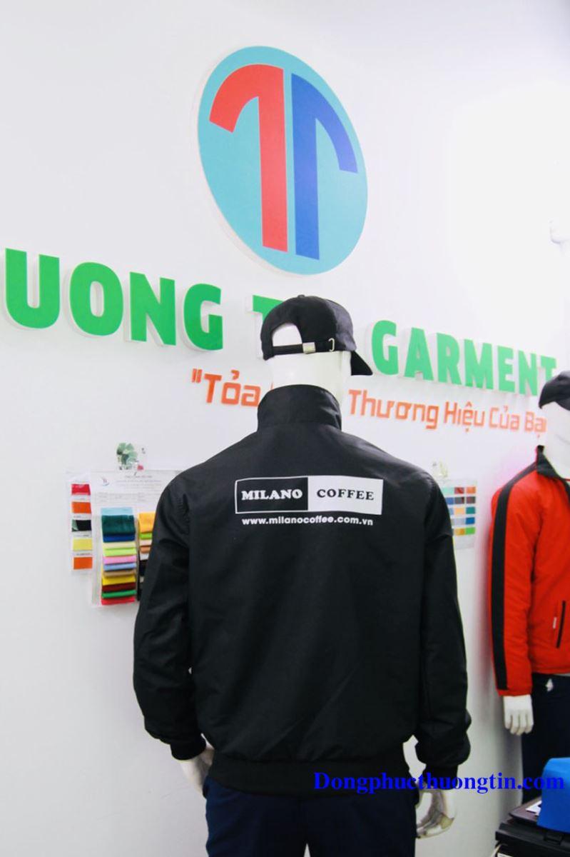 Đơn vị may áo khoác đồng phục chất lượng  giá sốc tại TP.HCM hiện nay