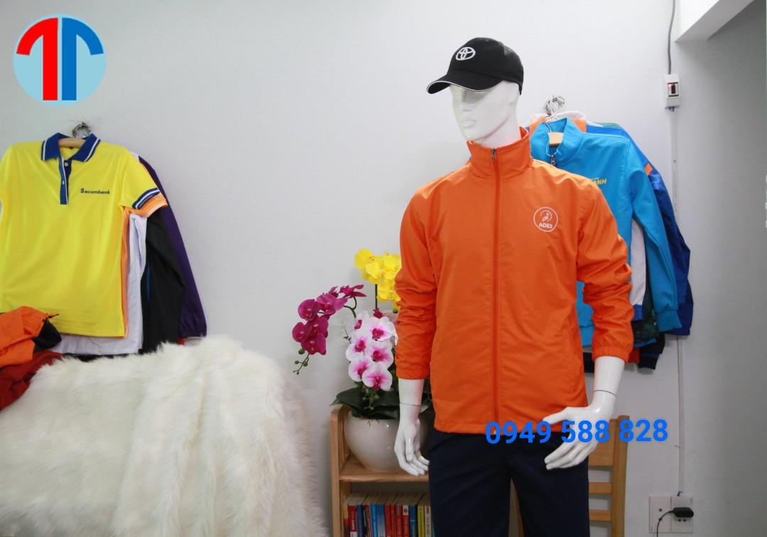 Xưởng may đồng phục áo thun, áo khoác giá rẻ tại Bình Dương