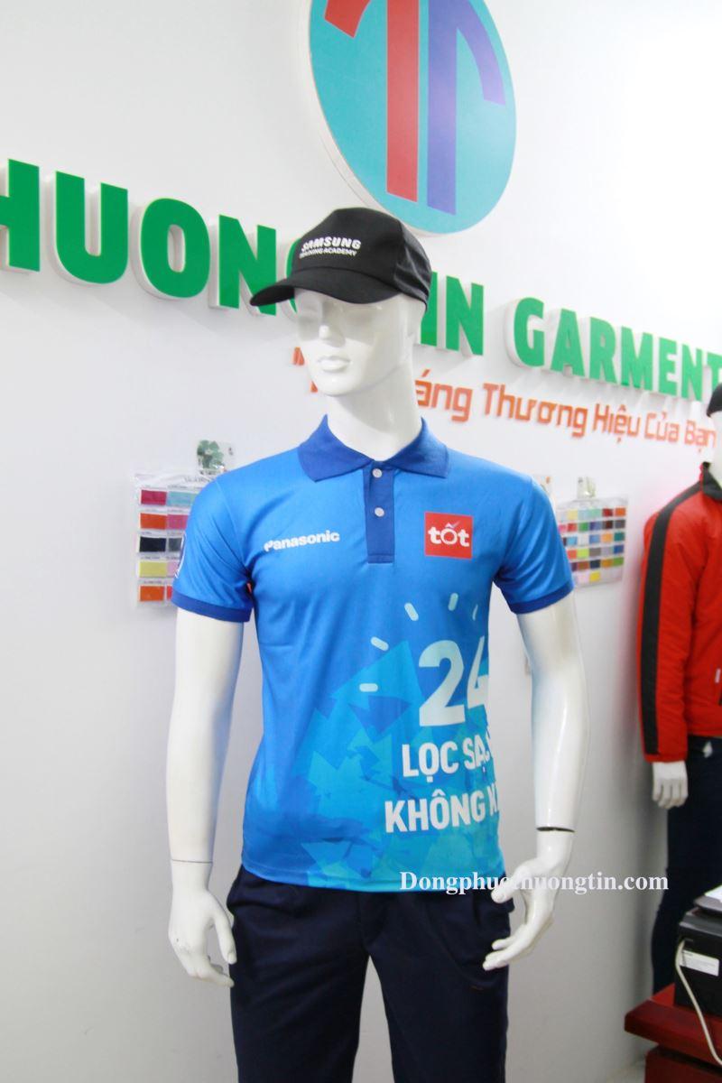 Thượng Tín - Xưởng may áo thun theo yêu cầu  trên toàn quốc