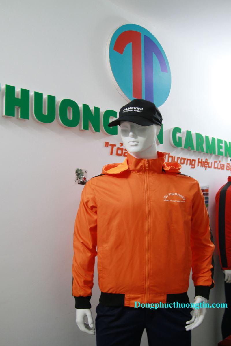 Thượng Tín- Công ty may áo  khoác quà tặng dành cho doanh nghiệp