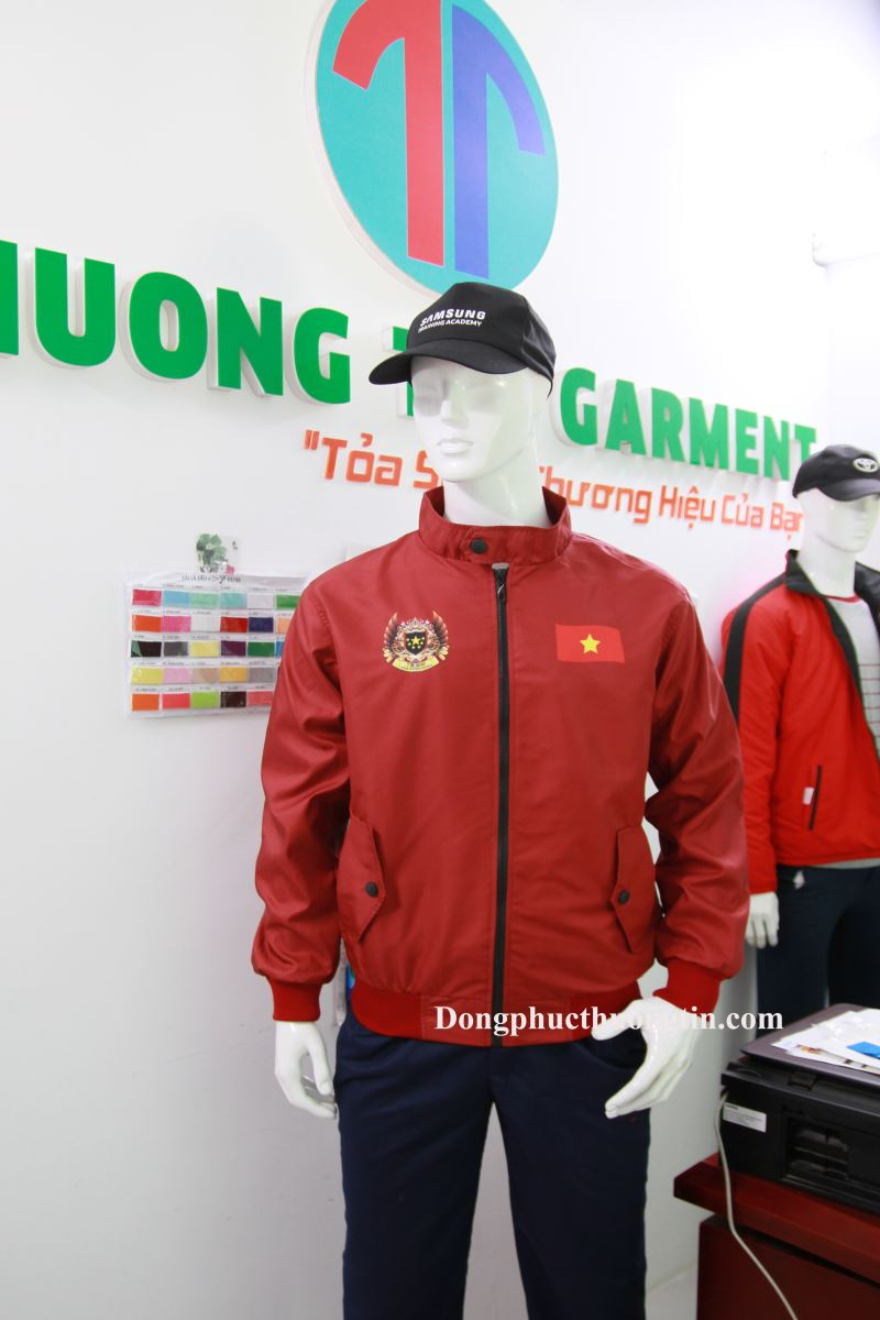 [HOT]May áo gió đồng phục giá tốt nhất thị trường