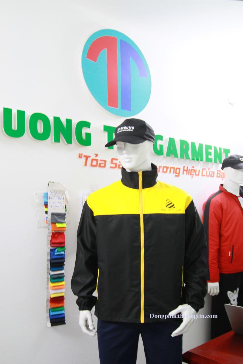 Xưởng may áo khoác đồng phục tại ĐăkLăk