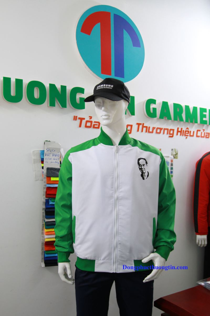 Bí quyết để chọn áo khoác đồng phục đẹp  đến từng chi tiết