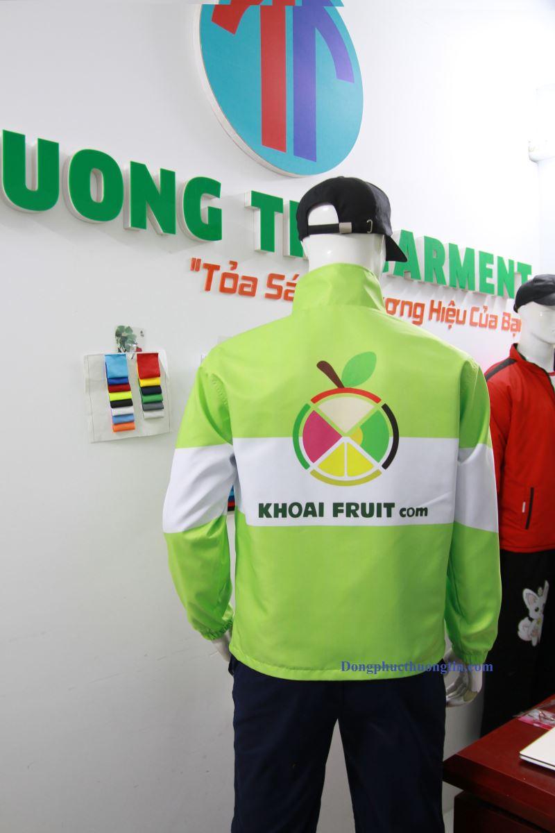 Thượng Tín - Xưởng may áo khoác quà tặng
