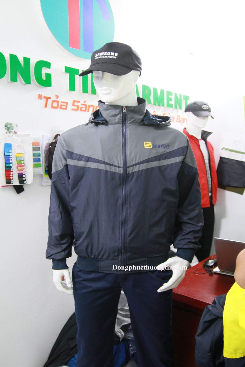 Xưởng may áo khoác tại Đà Nẵng