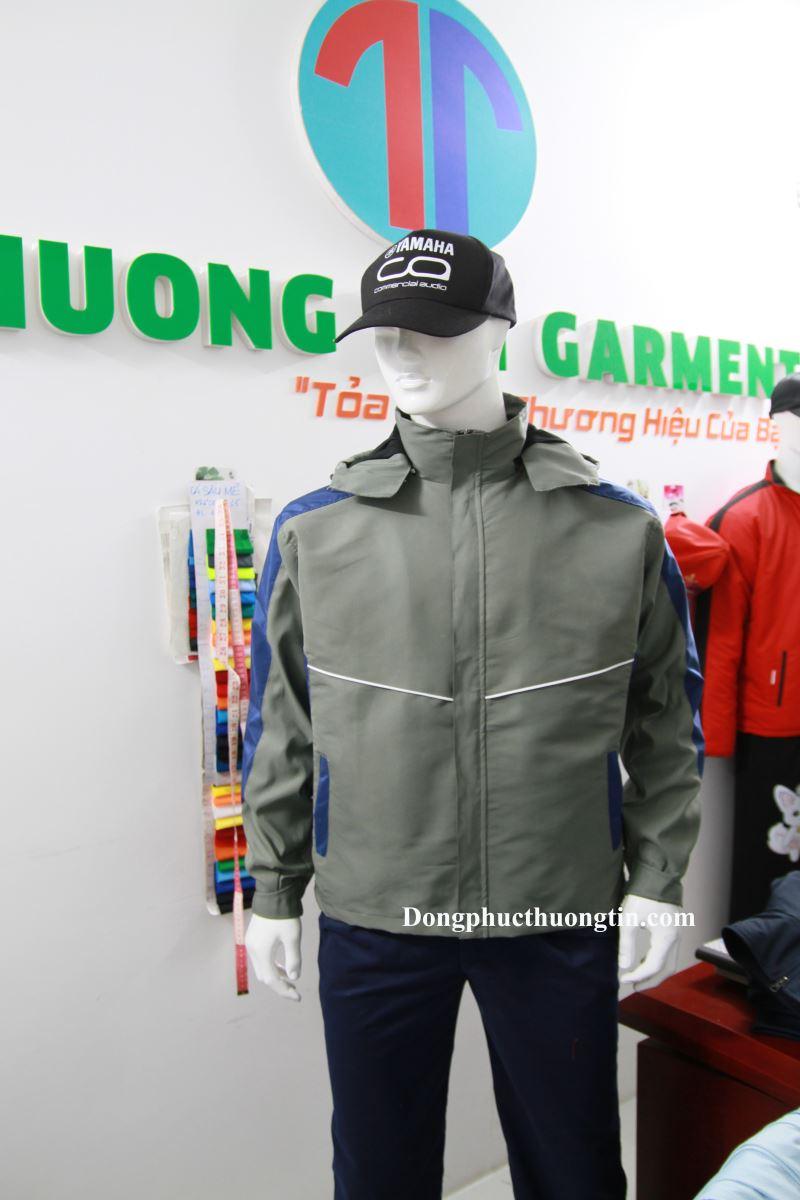 Xưởng may áo khoác quà tặng – giá rẻ uy tín