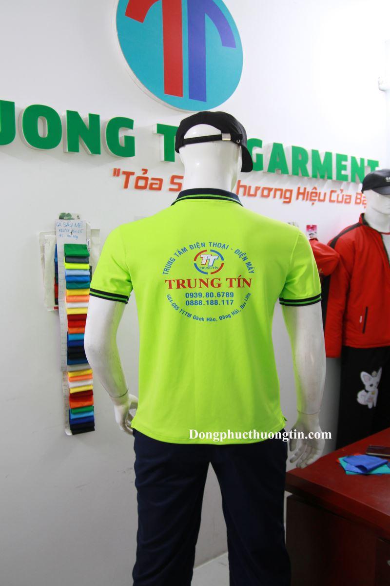 Xưởng may áo thun tại Đà Lạt