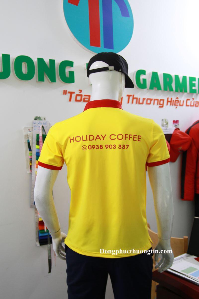 Xưởng may áo thun tại Đà nẵng uy tín, chất lượng