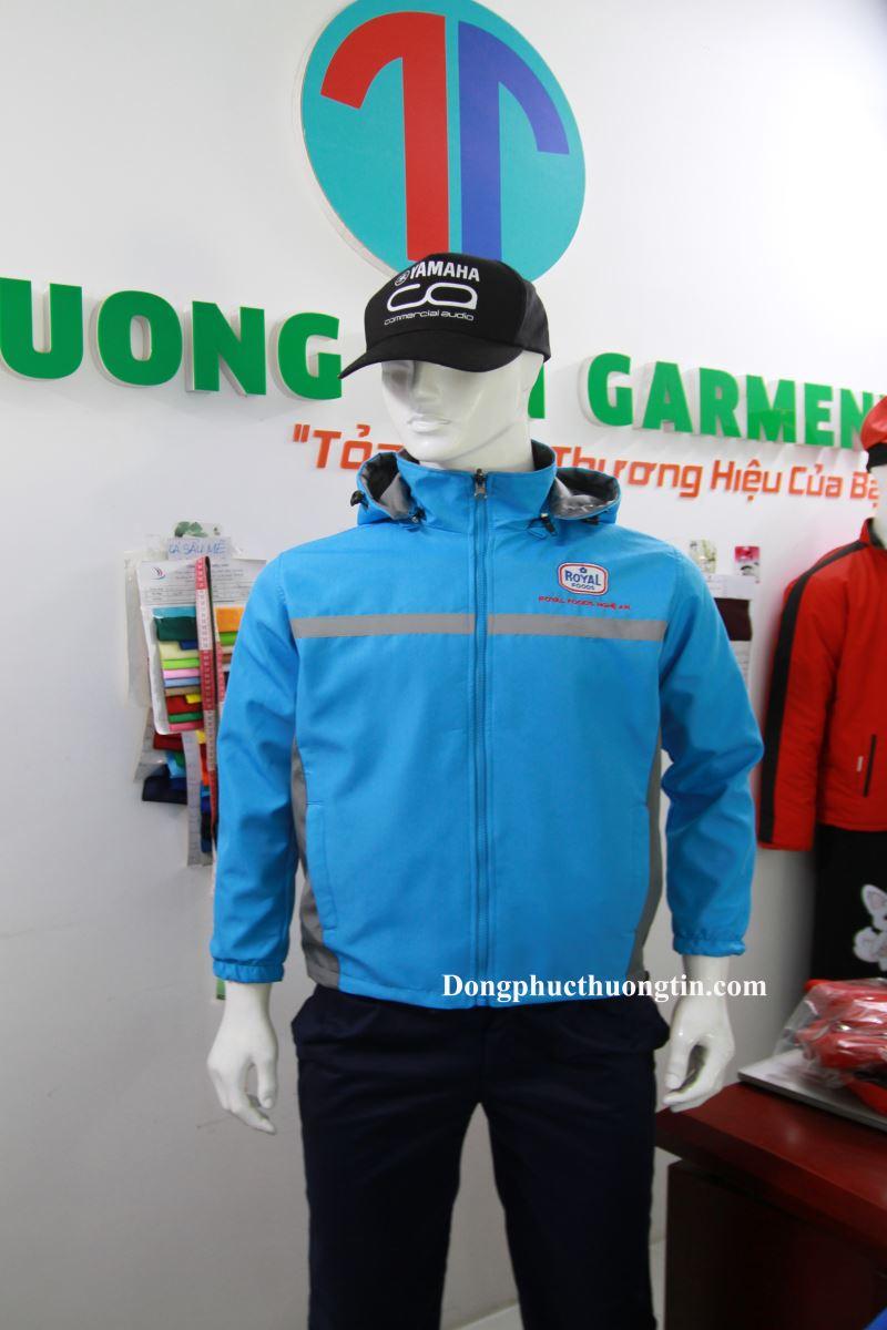 Xưởng may áo khoác đồng phục tại TP.HCM  tốt nhất hiện nay