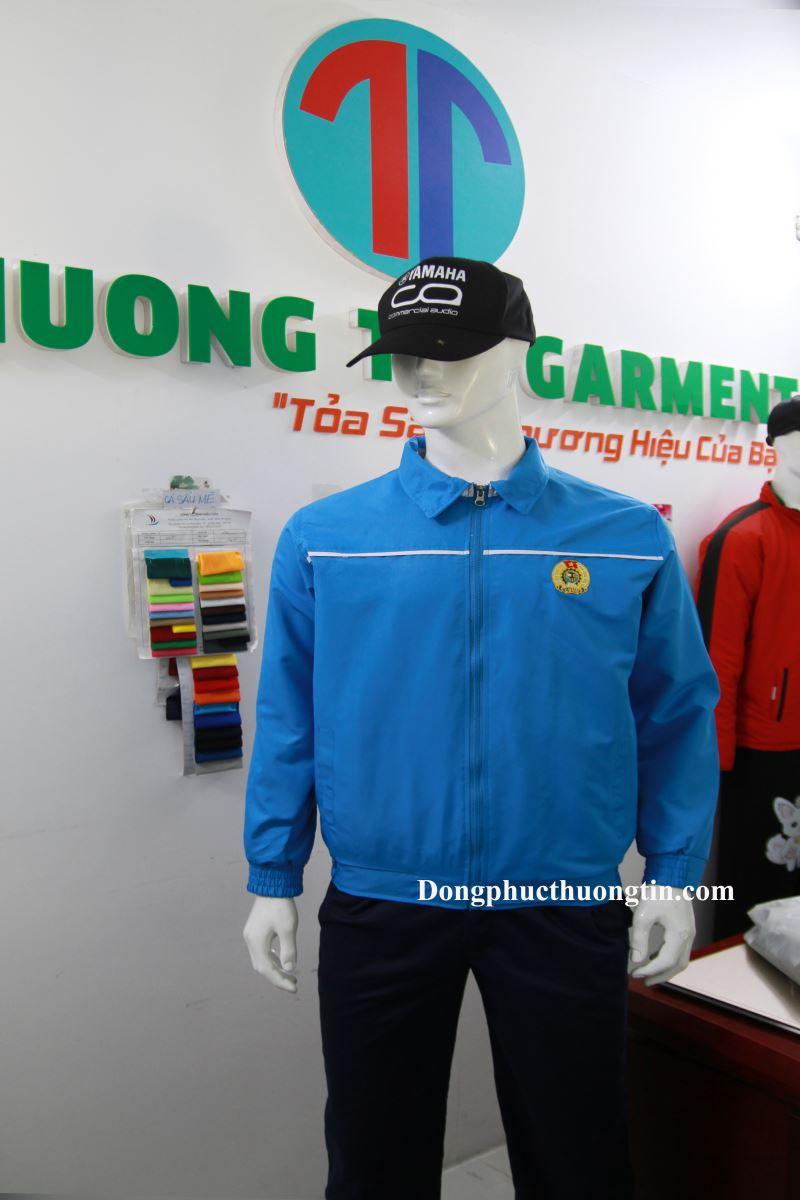 Thượng Tín – Xưởng may áo khoác giá rẻ  trên toàn quốc
