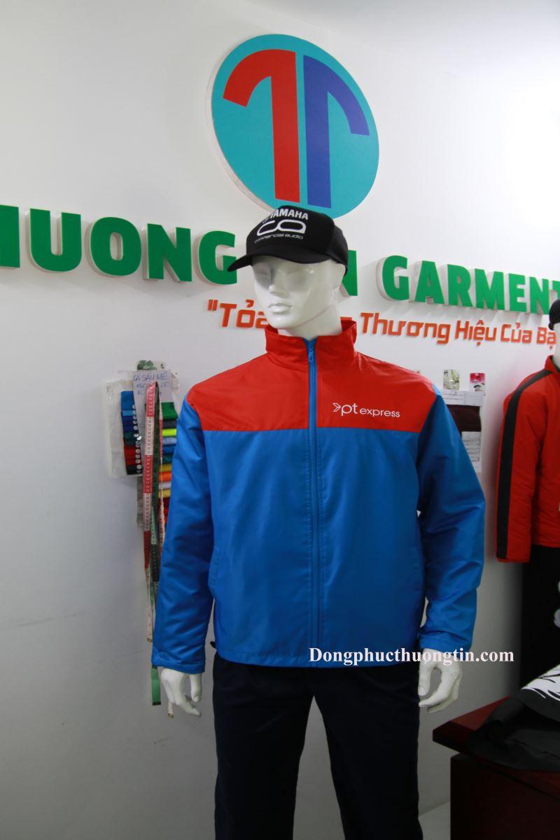Xưởng may áo khoác đồng phục  trên toàn quốc chất lượng số 1 hiện nay