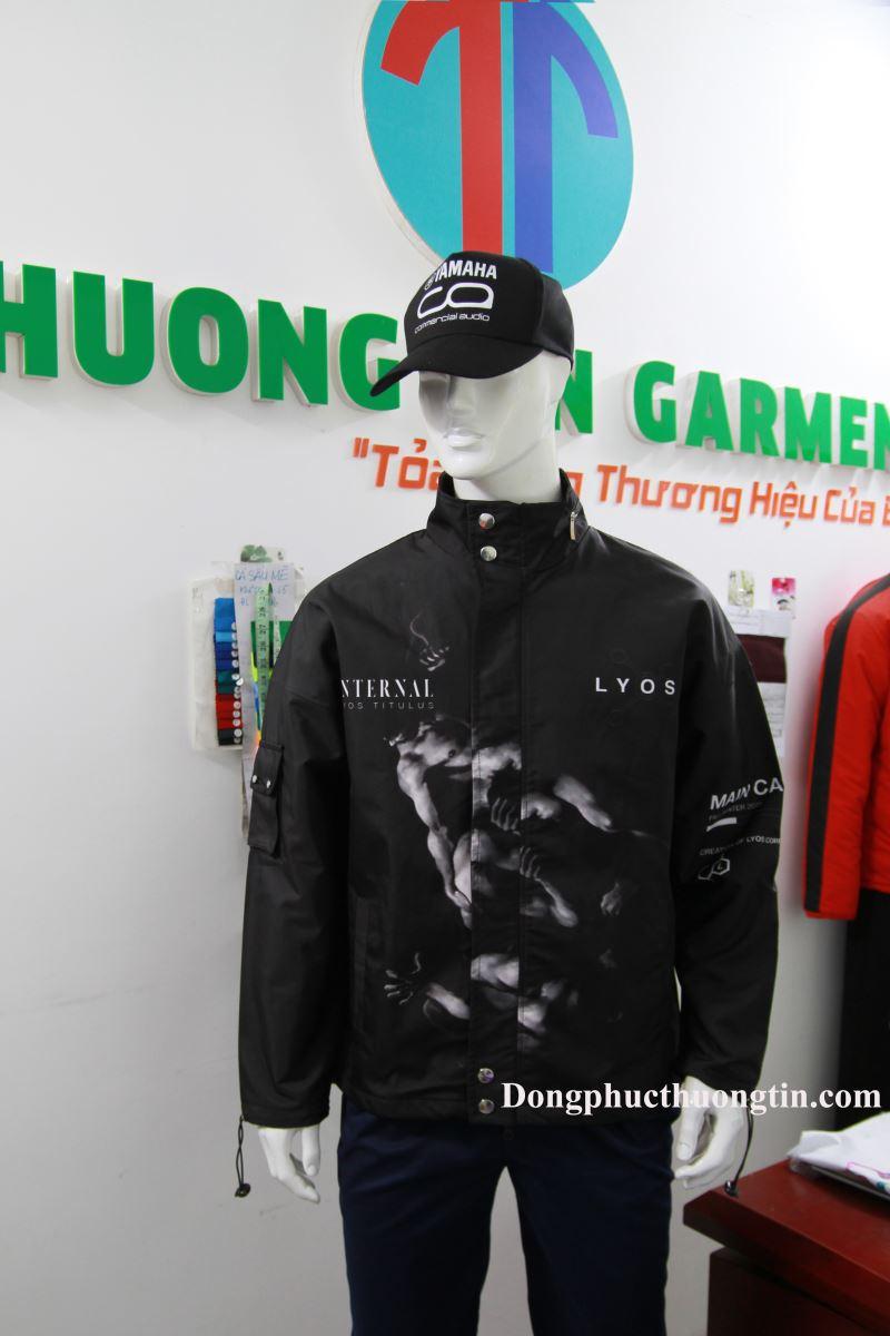 Xưởng may áo khoác Local Brand uy tín chất lượng tốt tại thành phố Hồ Chí Minh