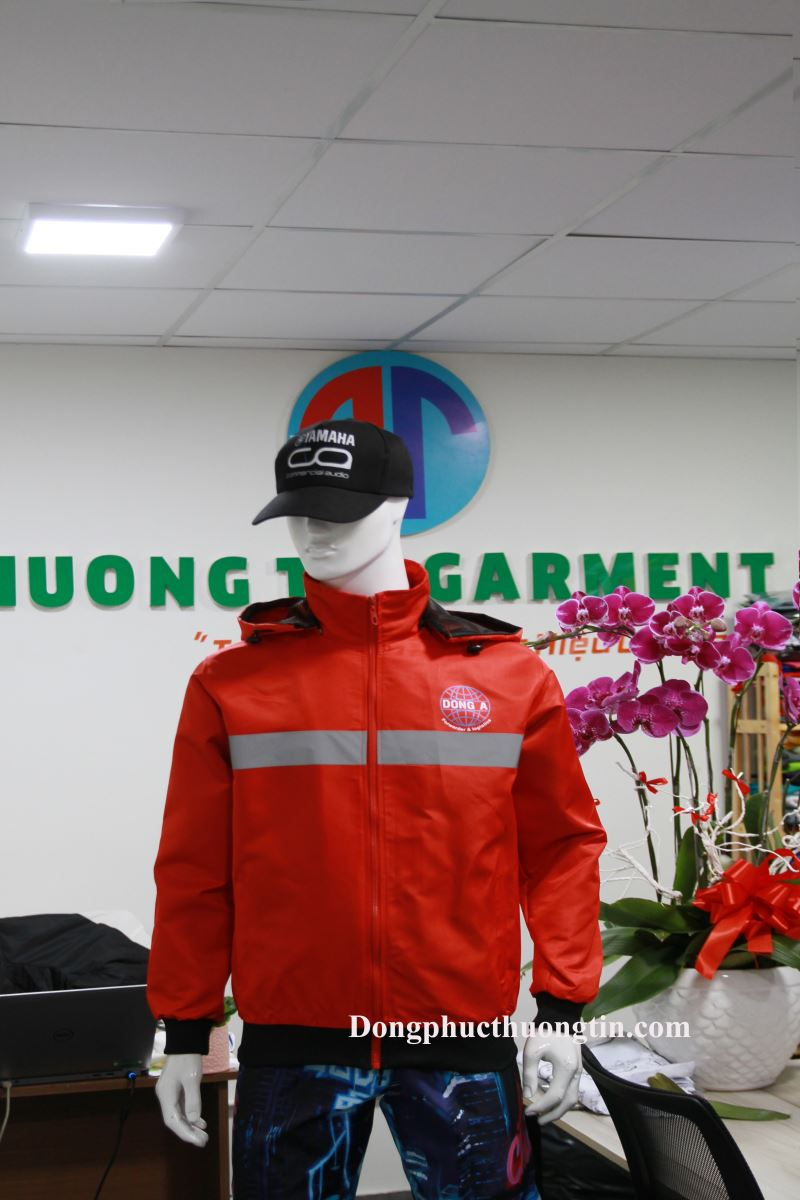 Xưởng may áo khoác quà tặng giá gốc tận xưởng