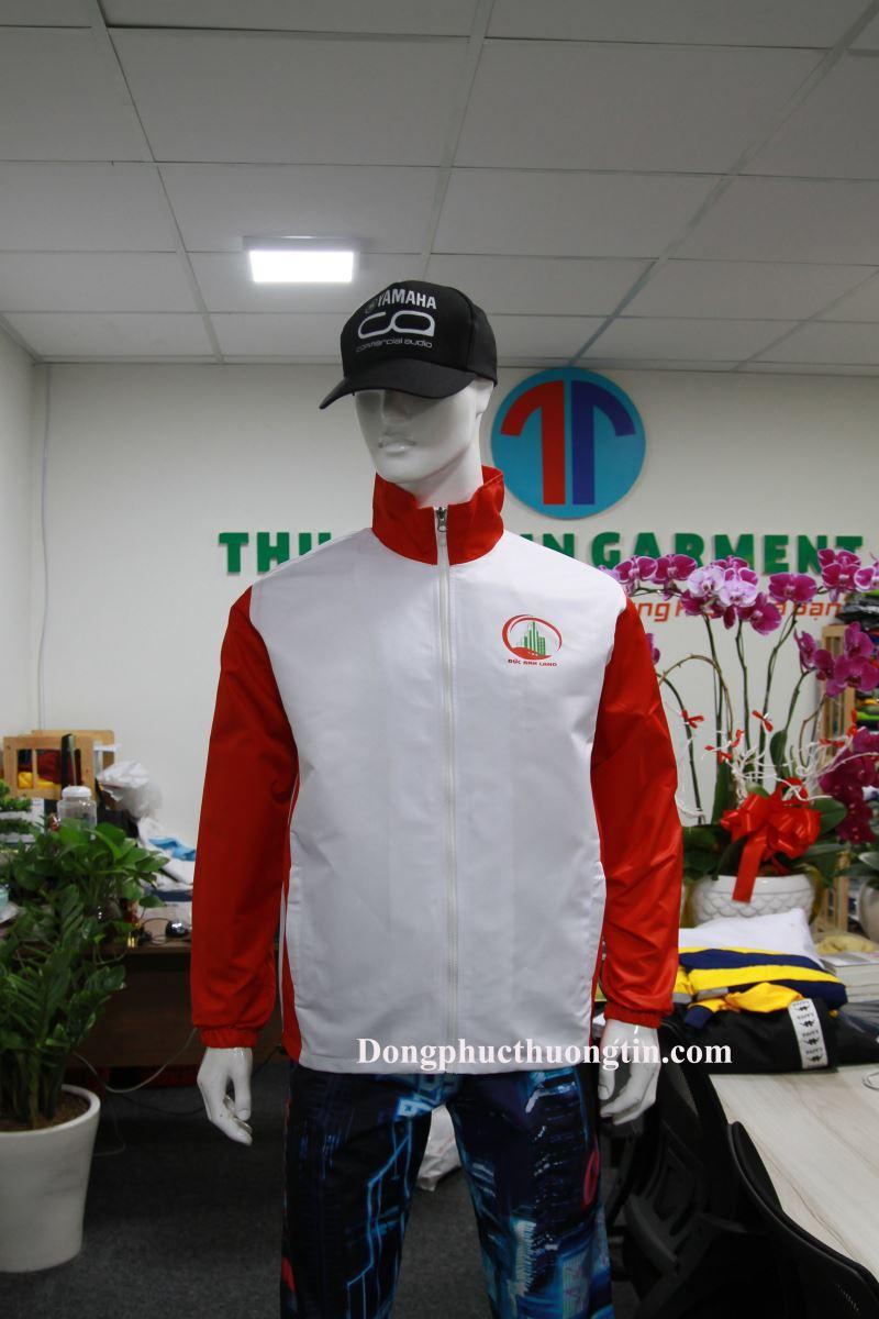 Xưởng may áo khoác đồng phục tại Đồng Nai