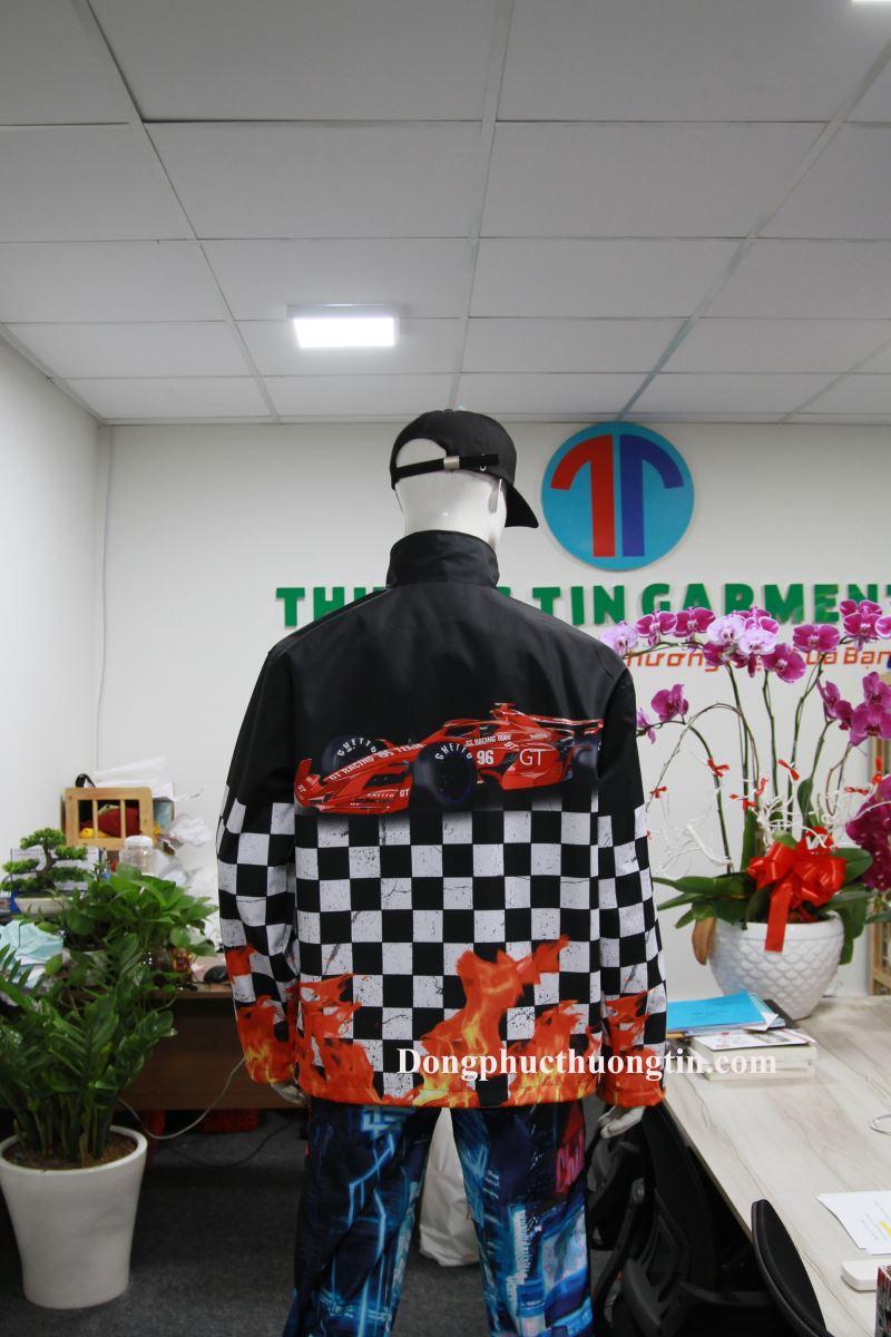 Xưởng may áo khoác Local Brand uy tín - giá ưu đãi nhất