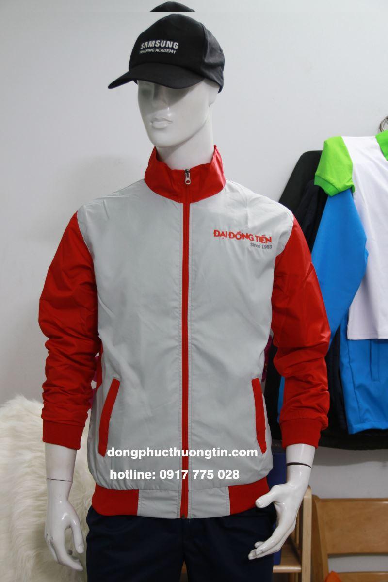 Đồng phục Thượng Tín - Xưởng may áo gió theo yêu cầu tại Đà Nẵng