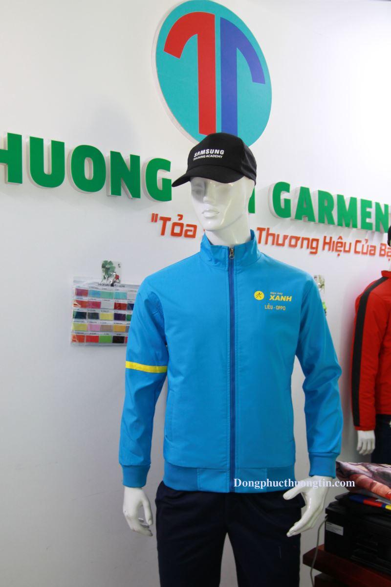 5 tiêu chí đánh giá xưởng may áo khoác, áo gió đồng phục tại quận 3 uy tín