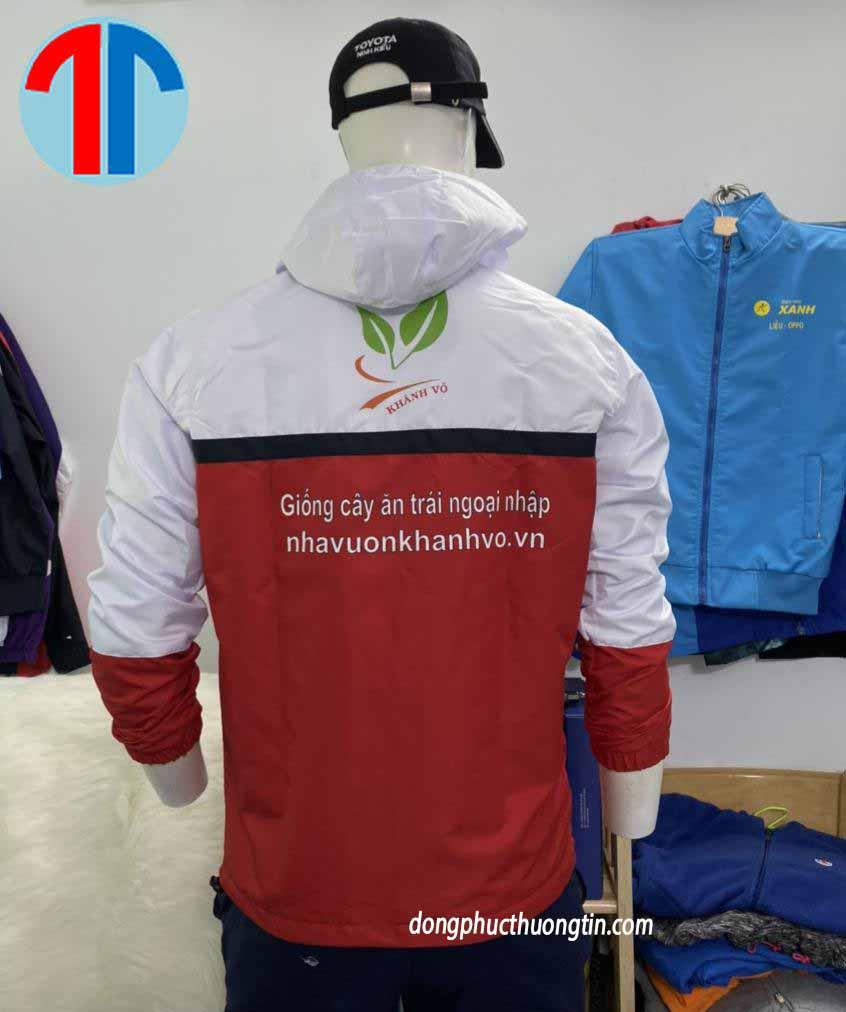 Địa chỉ  may áo khoác đồng phục giá rẻ trên toàn quốc