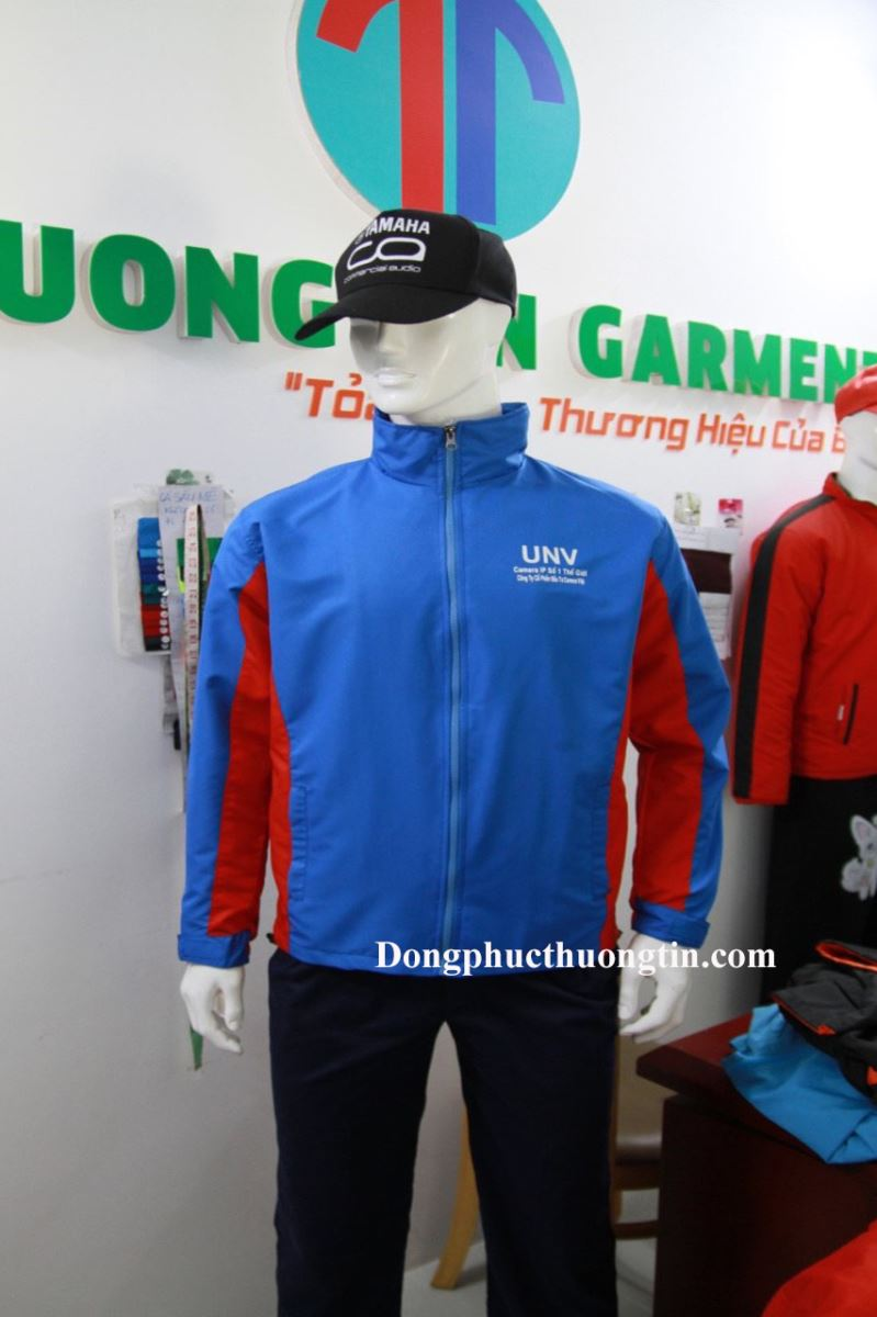 May áo gió đồng phục theo yêu cầu chất lượng uy tín tại Thành Phố Hồ Chí Minh