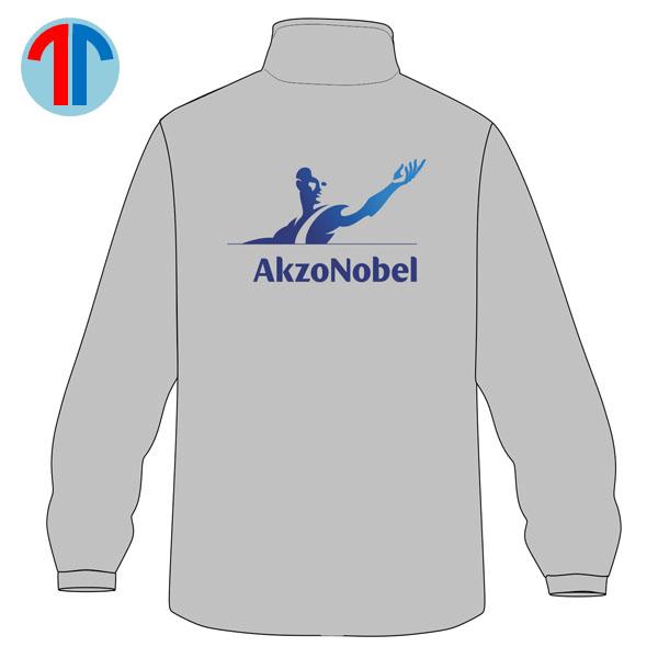 may áo gió đồng phục AkzoNobel