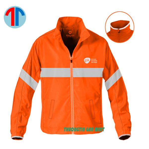 Xưởng may gia công áo khoác giá rẻ