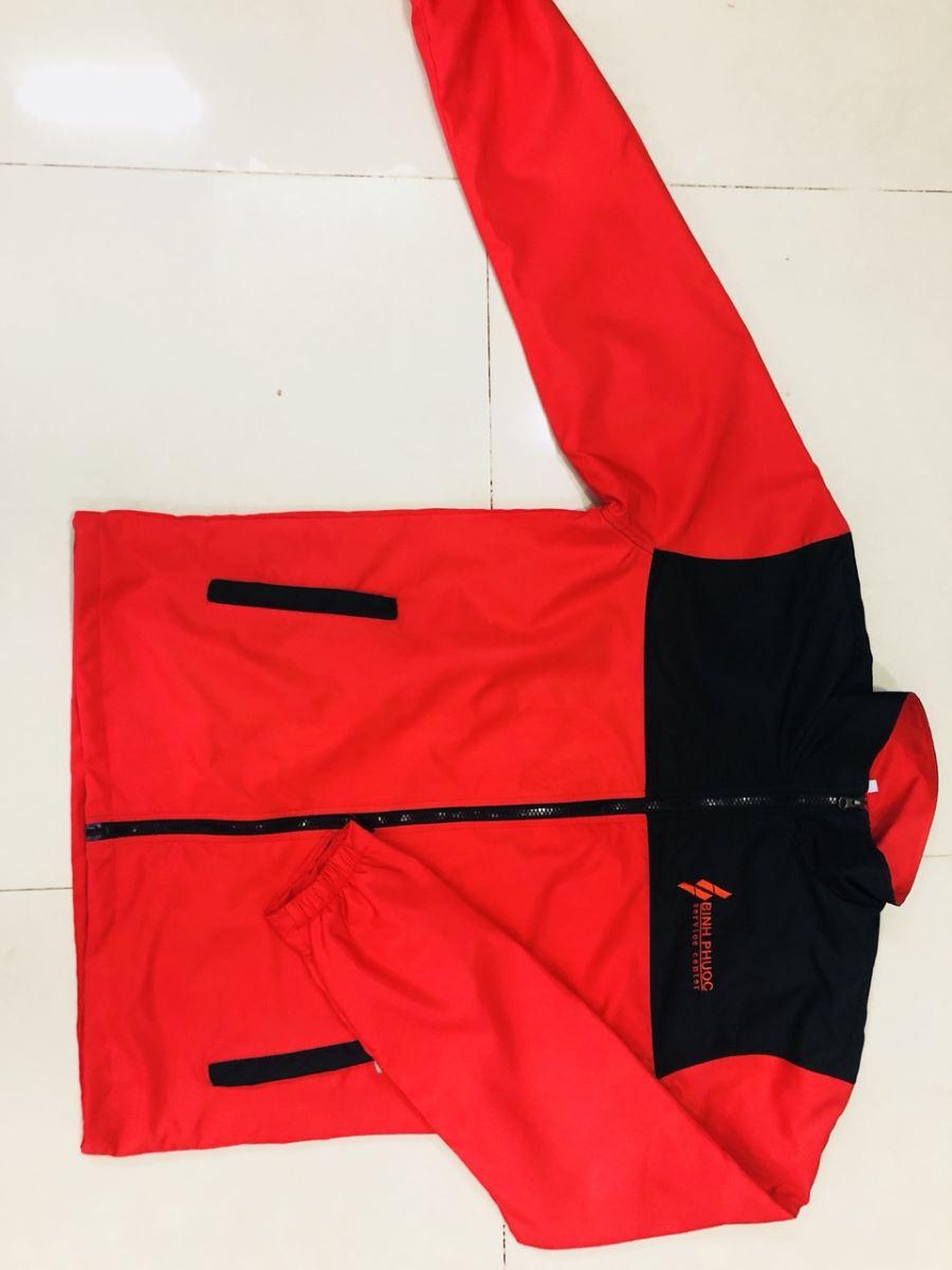 Xưởng may áo gió đồng phục giá rẻ Thượng Tín