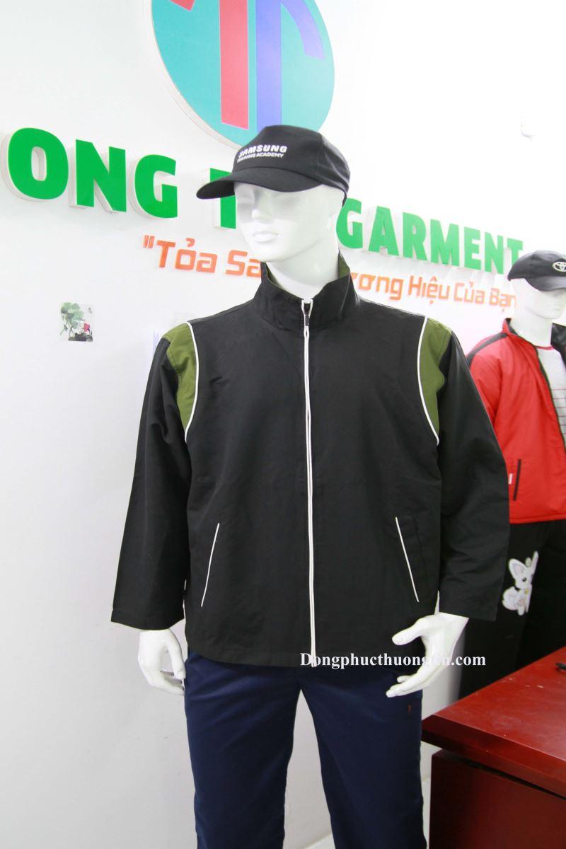 May áo khoác cao cấp  - Sự lựa chọn hoàn hảo cho mọi doanh nghiệp