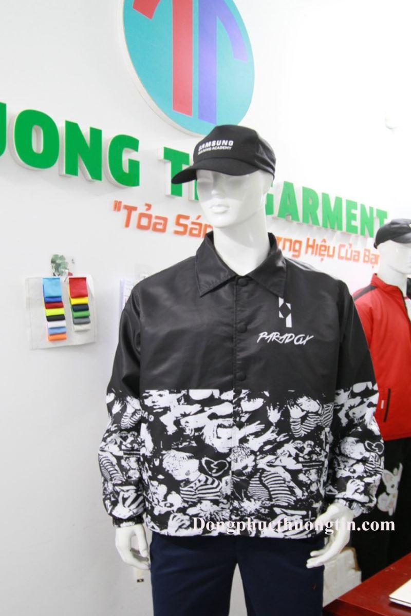 Xưởng may áo Local brand Bình Dương